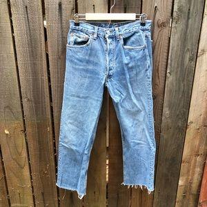 Vintage Levi's 501XX Men's Jeans